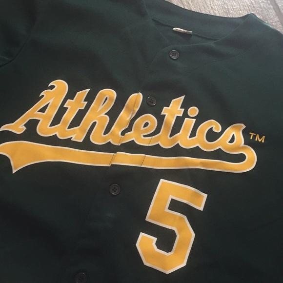 58b0334ad596 Oakland Athletics Shirts | Oakland As Matt Holliday Jersey | Poshmark